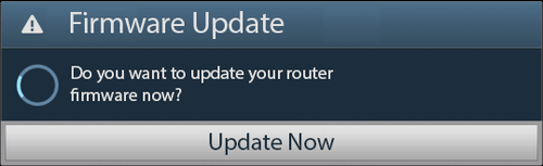 Update Your Router's Firmware