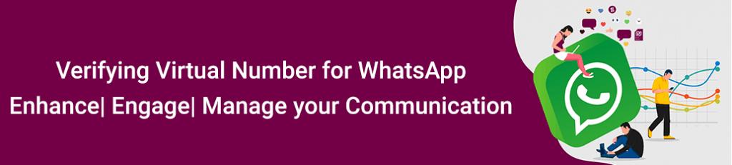 get virtual phone number fo Whatsapp FI