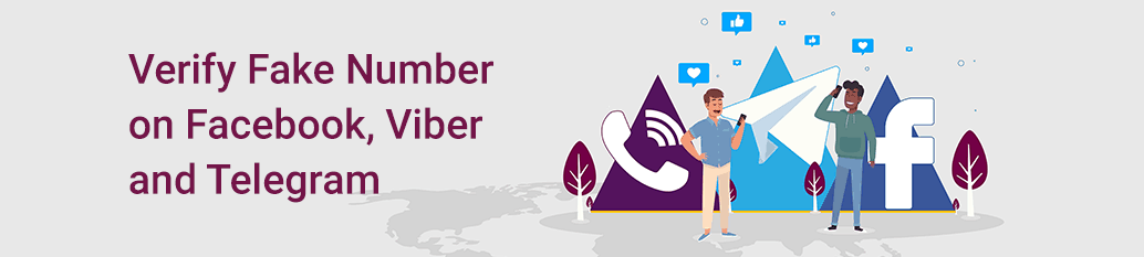 get virtual phone number for Telegram viber - fr
