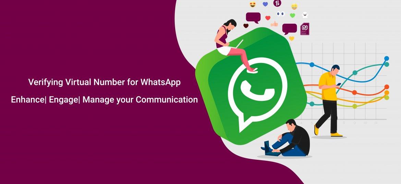 infographics English Virtual phone number on Whatsapp . jpg