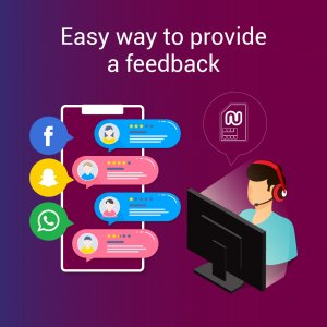 get a feedback using WhatsApp virtual number