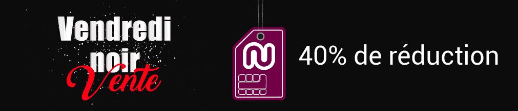 Numero eSIM Black Friday traite des numéros de téléphone virtuels
