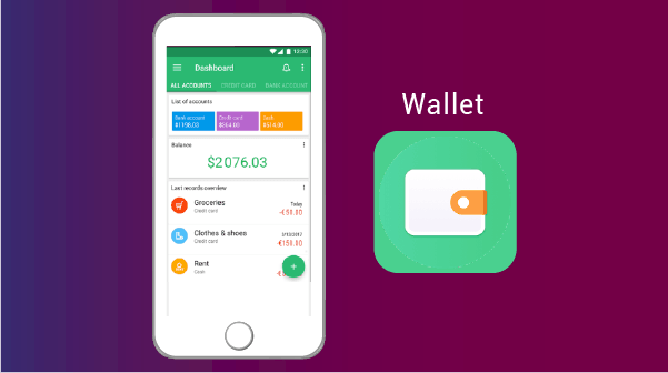 Wallet - best apps for expats