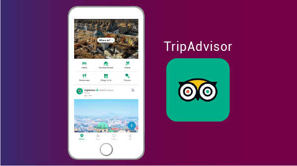 TripAdvisor - apps for expats