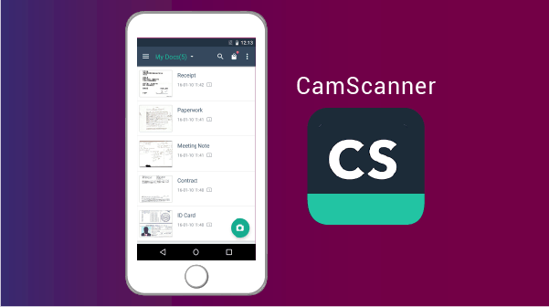CamScanner one of the best apps for living abroad
