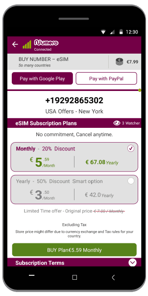 How To Pay With Google Play - Buy package