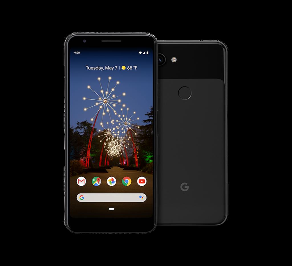 Google Pixel 3a من الاجهزة التي تدعم esim