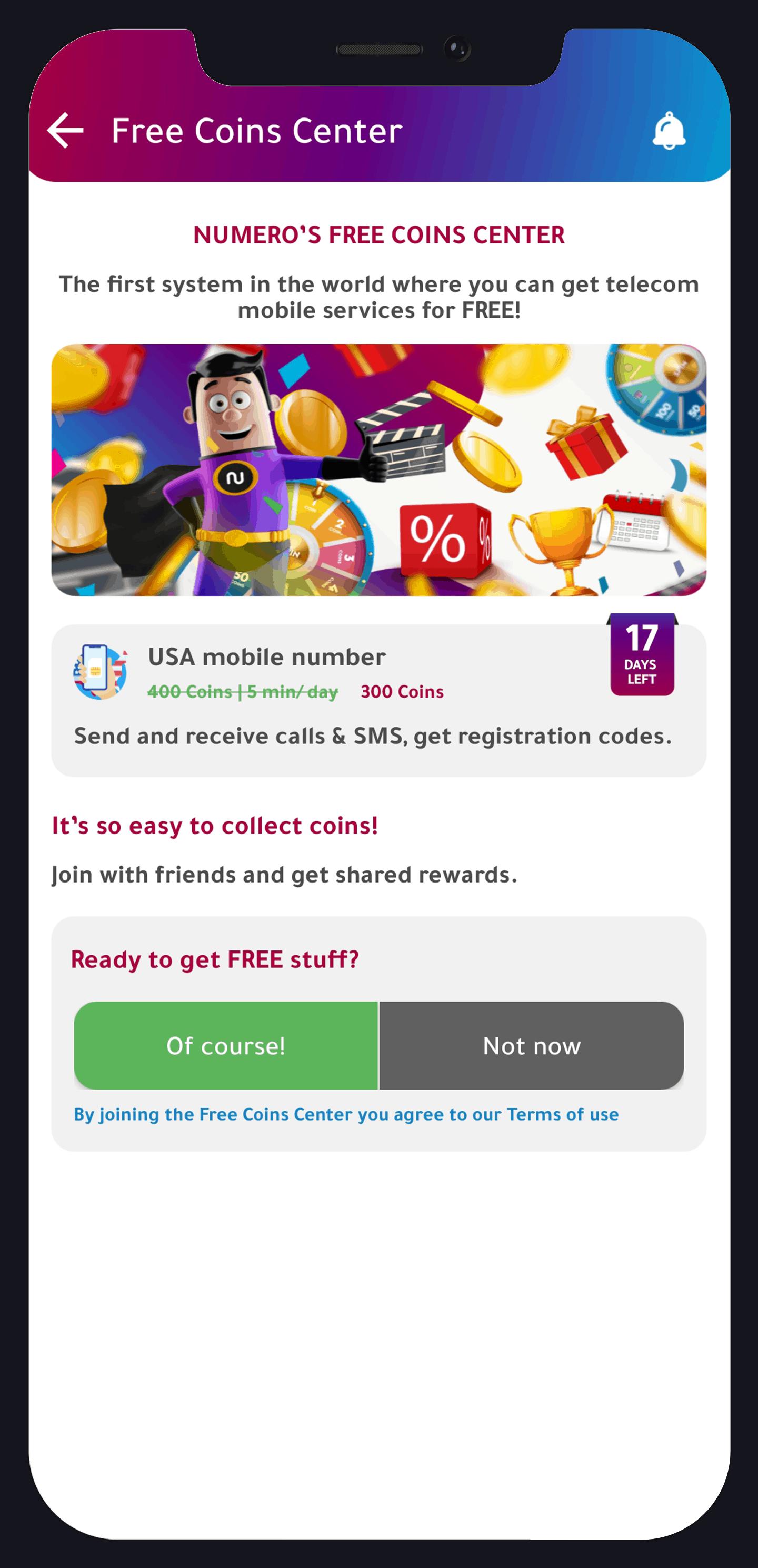 Free us virtual phone number
