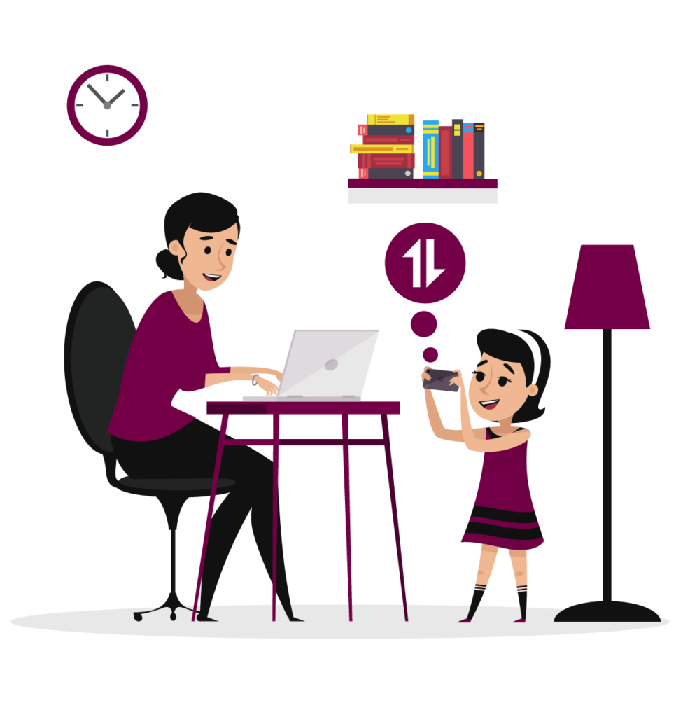 busy your kids while staying connected during covid 19