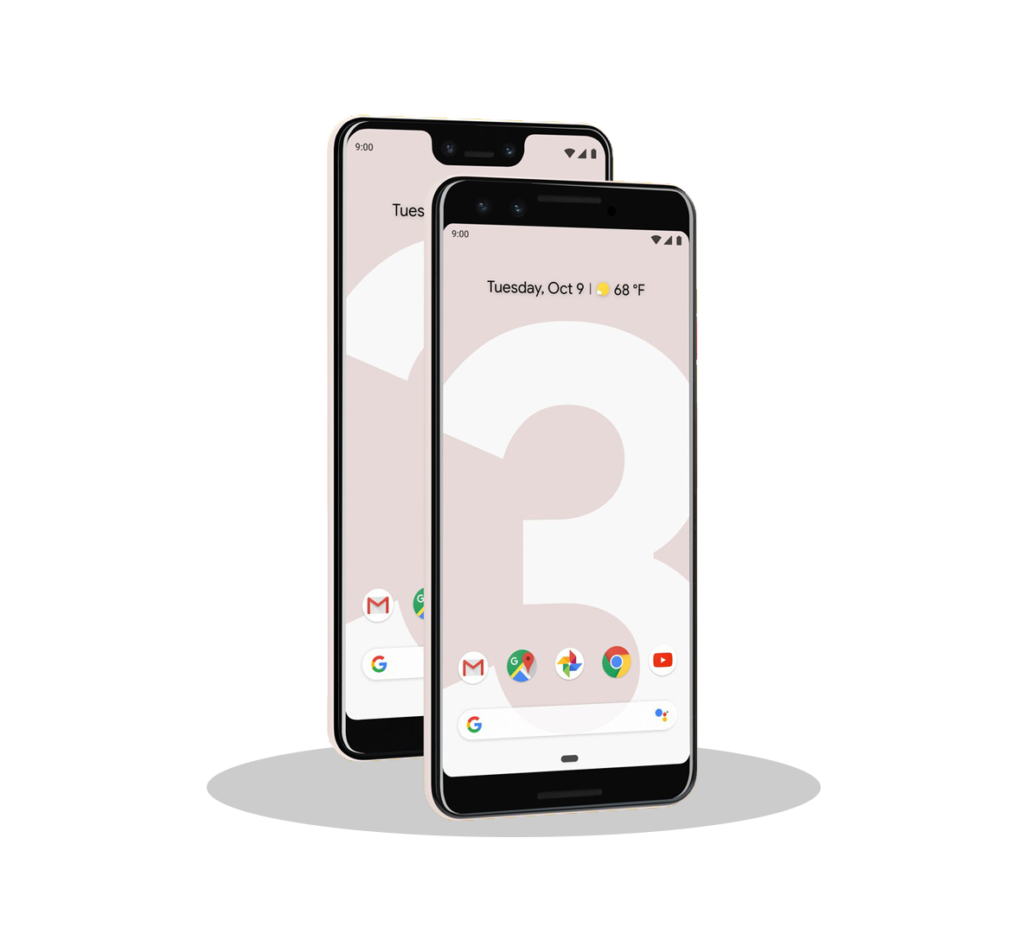 Google Pixel من الاجهزة التي تدعم esim