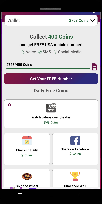 coins center in iOS