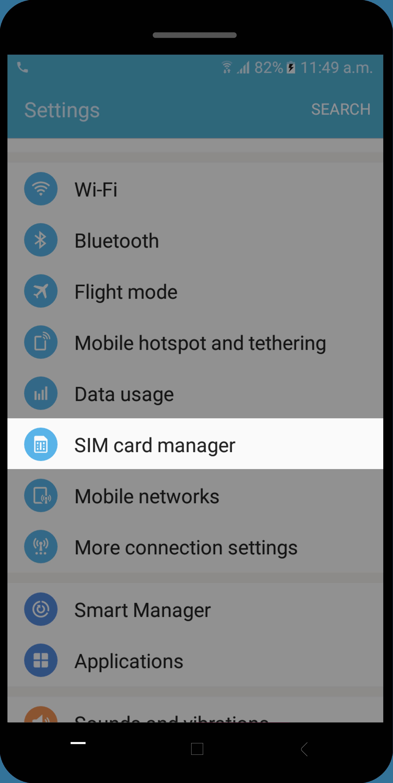 hack prepaid sim card