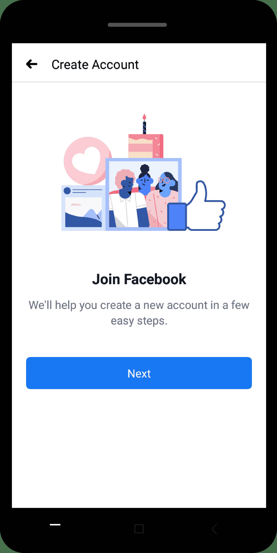 fake number for facebook