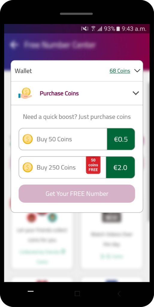 purchase coins