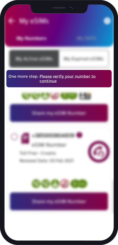 click to verify